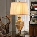 Единственный момент, который по-прежнему Американские антикварная кованого железа прикроватные тумбочки, настольные лампы спальня гостиная Европейском стиле стол