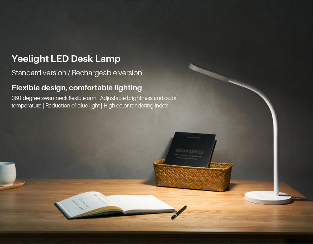 Xiaomi Mijia Yeelight LED Desk Lamp (1)