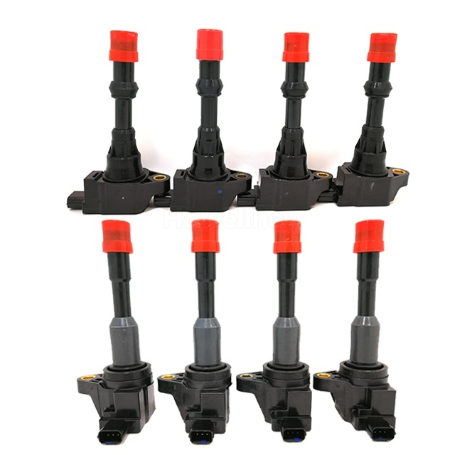 8pcs Ignition Coil PACK 30520PWA003 <font><b>30521PWA003</b></font> For Honda Civic 7 8 VII VIII JAZZ FIT 30520-PWA-003 30521-PWA-003 image