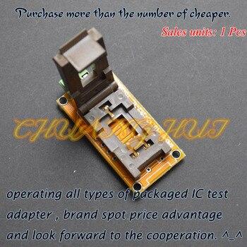 цена на IC TEST SMD10 test socket SND-10 socket Aging test sockets