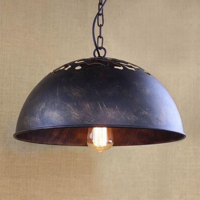 reto vintage industrile tijdperk taak grote hanglamp verlichting voor keukenkast bar koffie lichten hardware verlichting verlichting