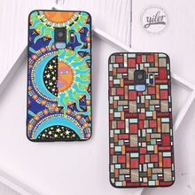 Nice Picture For Case Samsung Galaxy S9 Plus Cover for S10 S10e S7 edge S8 Phone Cases