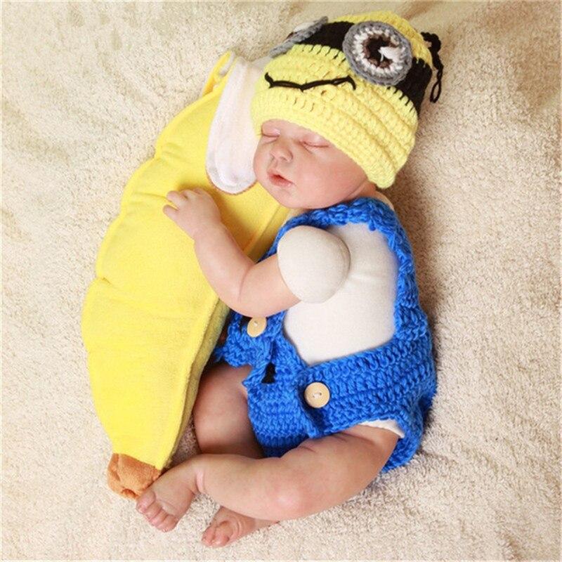 Crochet Baby blanco hamaca fotografía apoyos recién nacido traje ...