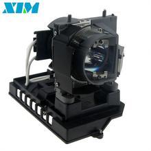 NP19LP 60003129 Lampe De Projecteur Ampoule de Remplacement avec Logement pour NEC U250X/U260W/U250XG/U260WG