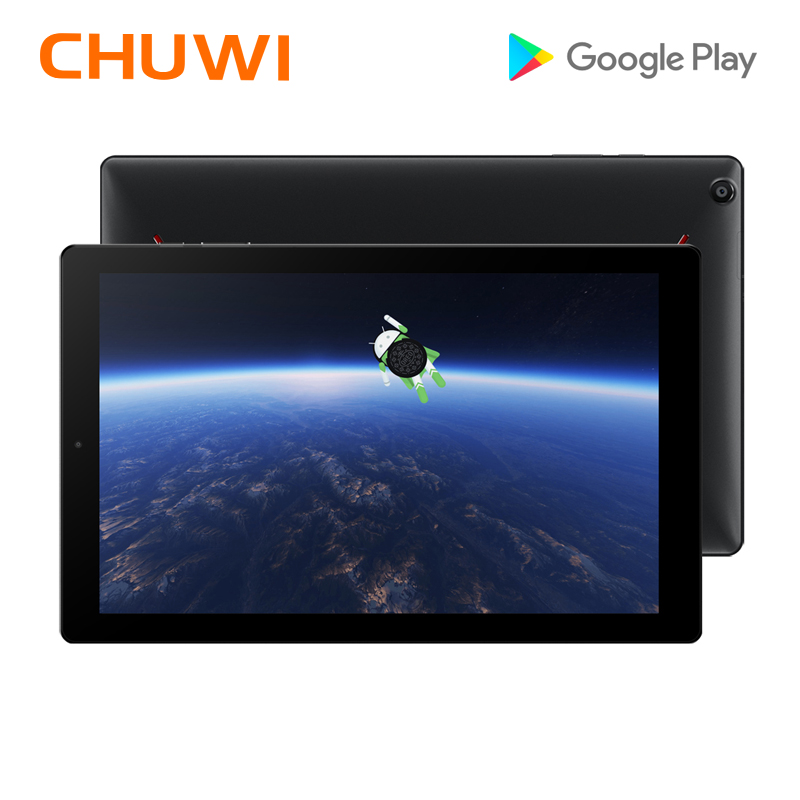 D'origine CHUWI HiPad Tablet PC MT6797 X27 Deca Core Android 8.0 3 gb RAM 32 gb ROM Double 10.1 pouce tablet WIFI Double Caméra