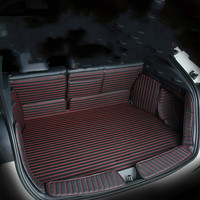 Special Car Trunk Mats Full Surrounded TPE XPE NonSlip 3D Waterproof Boot Carpets for BMW X1 X2 X3 X4 X5 X6 1/3/5/7 Series GT