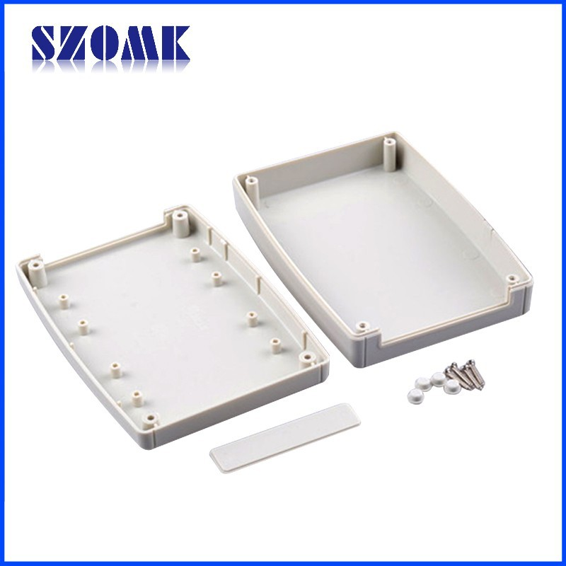 4 pcs/lot plastic electrical enclosure residential electrical boxes ...