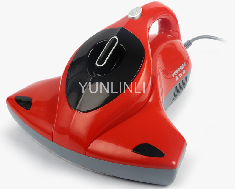 Handheld Vacuum Cleaner Acarid Remover S2 Bed /Dust/ Acarid Cleaning Machine Household Mite Removing Instrument jiqi vacuum cleaner household small strong divide mite handheld pusher dog and cat pet hair carpet suction machine