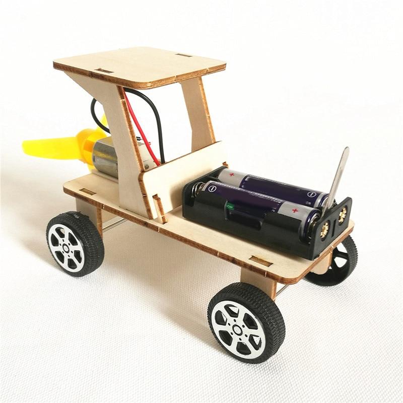 Model Toy Car Model Modeling Diy Kit Antique Vintage Diecast Car Set Collectible Battery Wooden Paper Die Cast Craft Toys Car