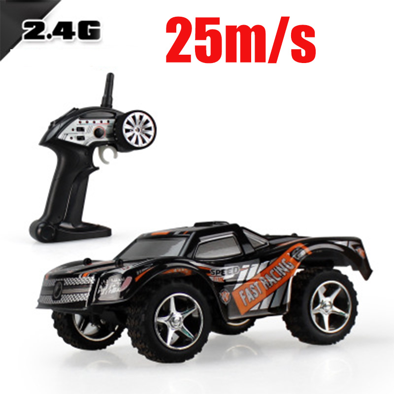 RC Car 2.4G 4CH Rock Crawlers Driving Car Drive Bigfoot Car Remote Control Car Model OffRoad Vehicle Toy traxxas rc drift image