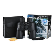 Russian Military Binoculars Hd 10X50 Nitrogen Waterproof Telescope Portable Long Range binoculo for Hunting Lll Night Vision