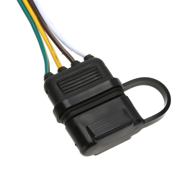 4 Pin 12V US Trailer Hitch Wiring Tow Harness Power Controller Plug  Wire Tow Harness on tow rope, tow vehicle, tow equipment, tow carrier, tow board, tow ball, tow bracket, tow lights, tow food, tow box, tow pin, tow bolt, tow tools, tow accessories, tow strap,