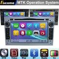 MTK3360 Automotivo DVD Del Coche Para OPEL Tigra Vauxhall Corsa OPEL Combo 2006-2011 Opel Vivaro con el Bluetooth de Radio GPS navegación