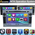 MTK3360 Car DVD Automotivo Para OPEL Vauxhall Corsa Tigra OPEL Combo 2006-2011 Opel Vivaro com Rádio Bluetooth GPS navegação