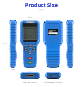 Image 3 - Xtool X300 Plus OBD2 Auto Key Programmeur Mainternance Licht Reast Diagnostic Tool Kilometerteller Aanpassing Code Reader Update Online