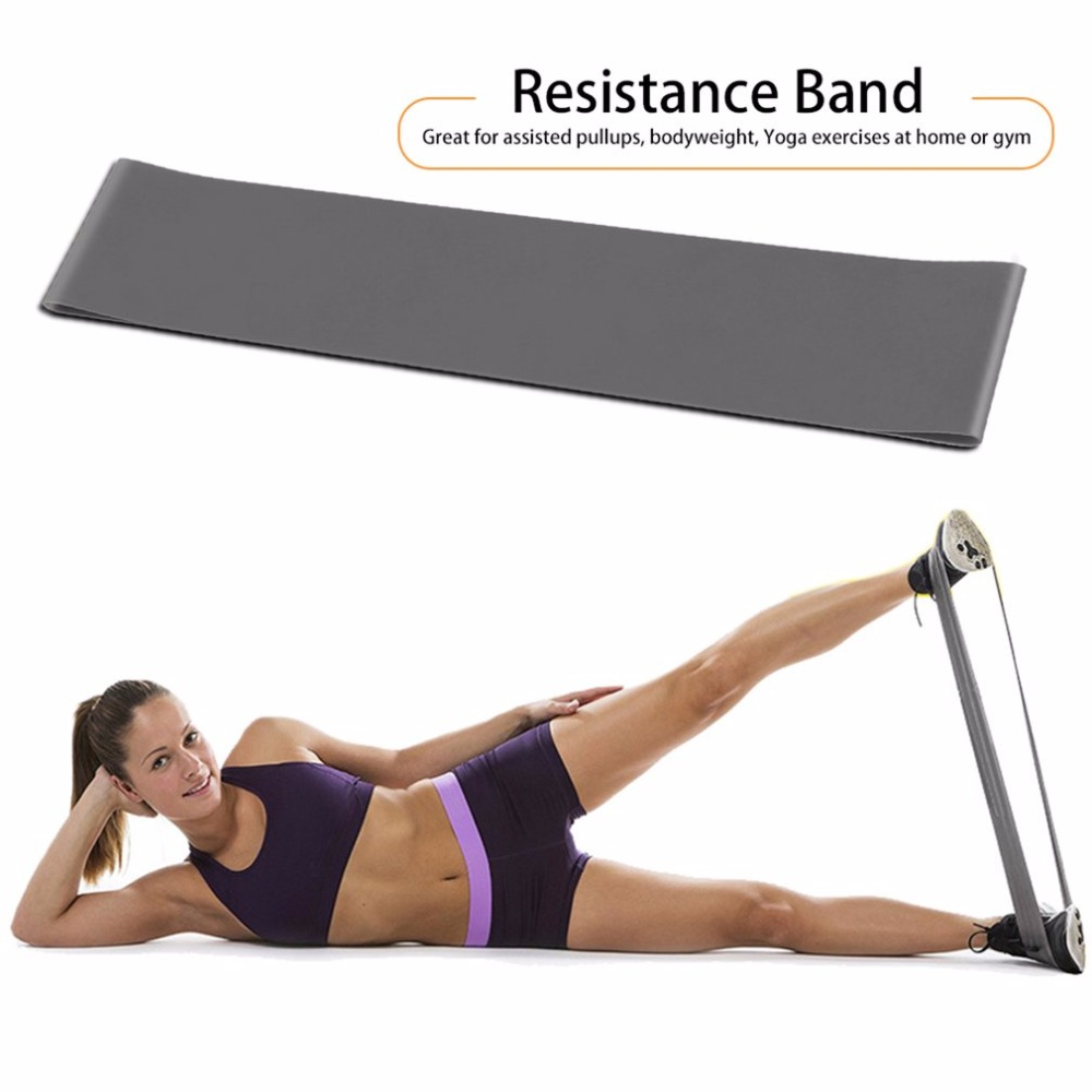 Resistance Bands Workout Rubber Loop Yoga Gym Sport Weerstand Elastic Band For Training Expander Fitness Gum Tape Equipment