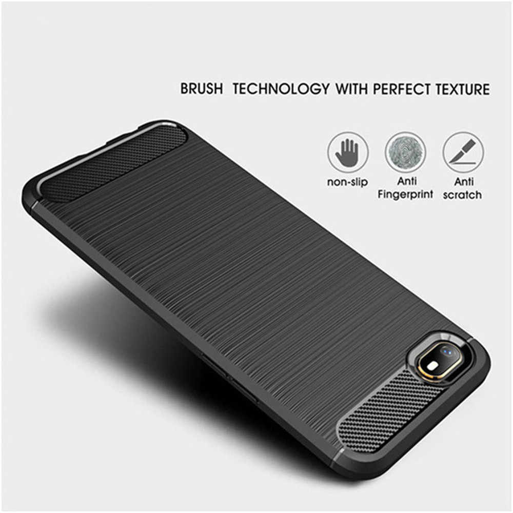 For OPPO Realme C2 Case 6 1 inch Luxury Full Soft Silicone Cover Shockproof  Case For Oppo Realme C2 C 2 Protective Phone Cases