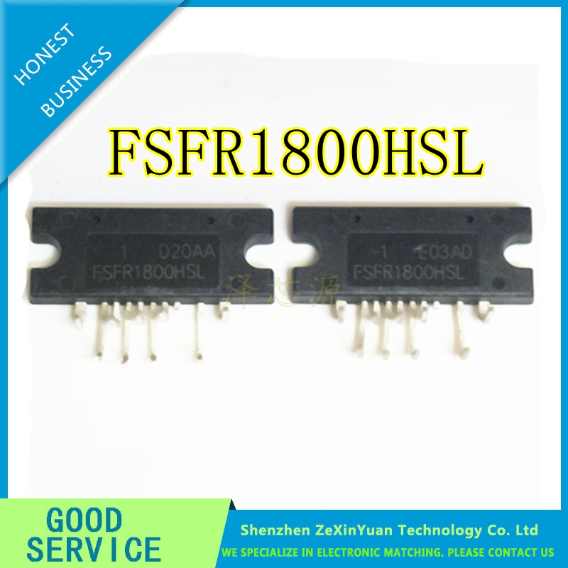 5PCS/LOT   FSFR1800HSL ZIP FSFR1800 ZIP-9