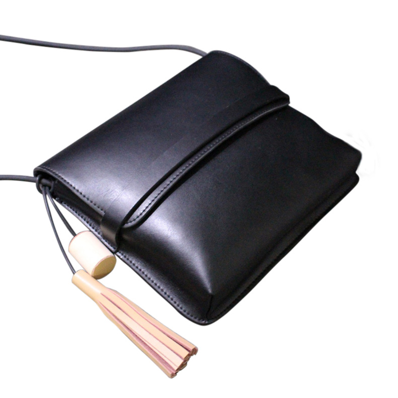 2017 Time-limited Hot Sale Original Hand Very Simple Cowhide Shoulder Messenger Forest Retro Leather Bag Japanese Small Square new mf8 eitan s star icosaix radiolarian puzzle magic cube black and primary limited edition very challenging welcome to buy