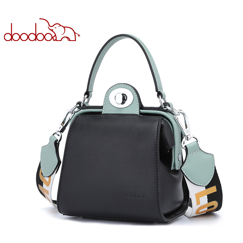 Fashion Brands Women Handbags Genuine Leather Messenger Bag Woman Leather Handbags Women Shoulder Bag Casual Tote New hot C659 etersto2018 new casual fashion stitching hit color handbags new fashion handbags parker women s party wallets ms messenger bag