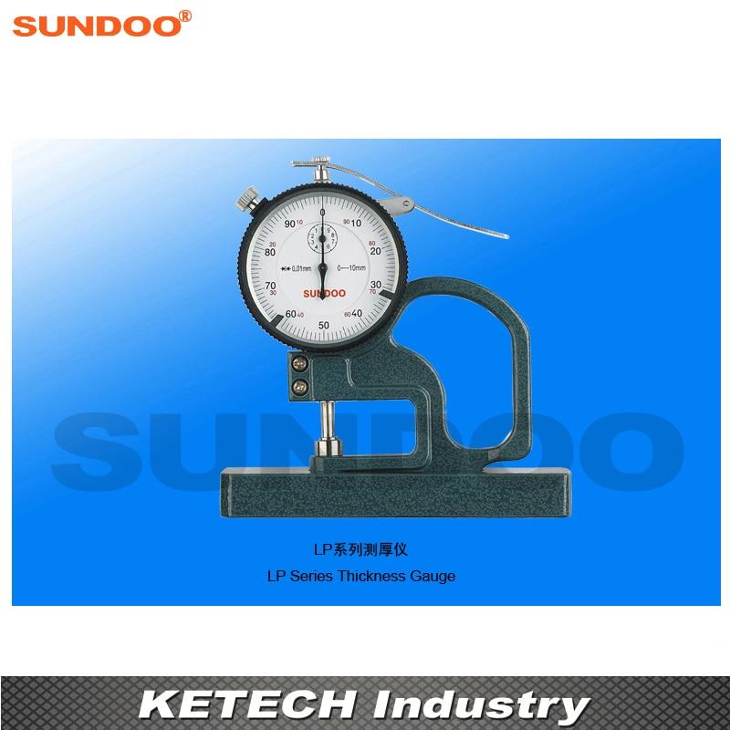 Sundoo LP-5710 Pointer Percent Thickness Gauge Meter partners lp cd