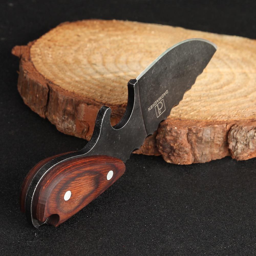 DAOMACHEN тактически ловен нож на открито - Ръчни инструменти - Снимка 5
