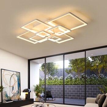 Modern LED Ceiling Light fixtures for living room Bedroom Diningroom Study Kitchen luminaria de teto LED Ceiling Lamp
