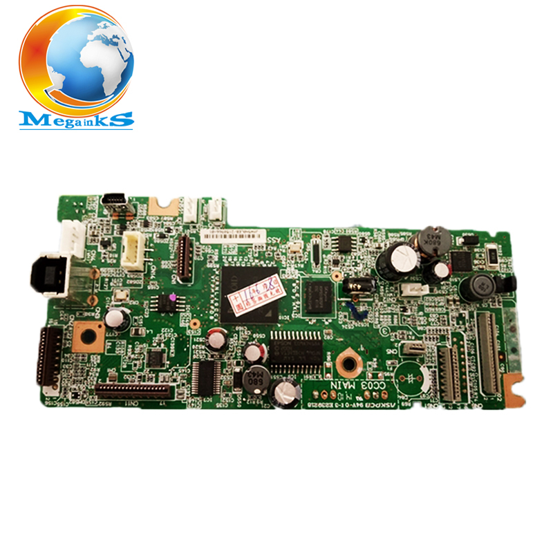 Original Main board New mainboard For EPSON l555 mother board logic board formatter board formatter main board mainboard for epson tm t88v label printer