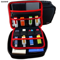 Guanhe 3 5 inch large cable organizer bag carry case can put 2 pcs hdd usb.jpg 200x200