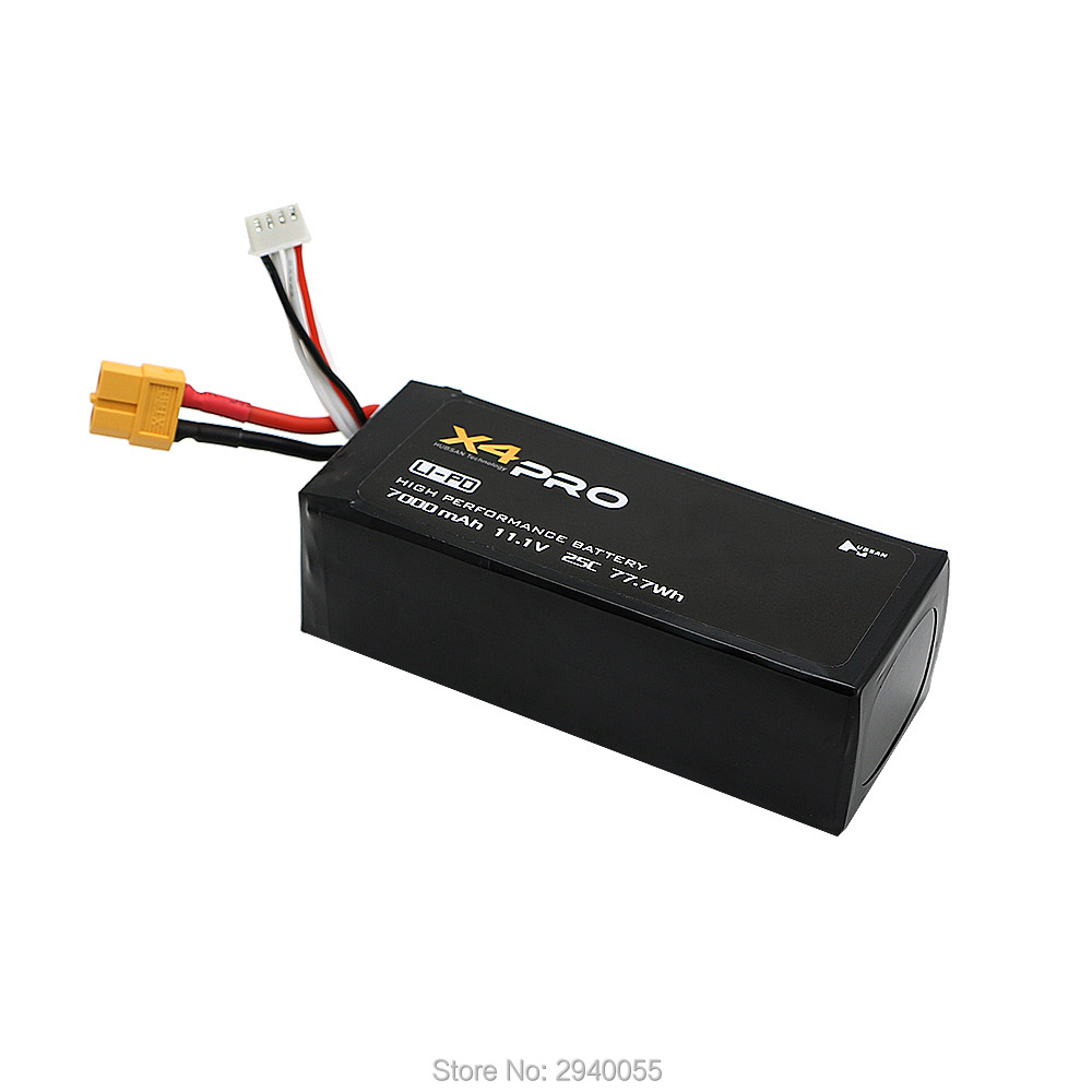 Hubsan X4 Pro H109S RC Quadcopter Spare Parts 11.1V 7000mAh 25C Battery 1PCS natura siberica спрей кондиционер облепиховый 125 мл oblepikha siberica