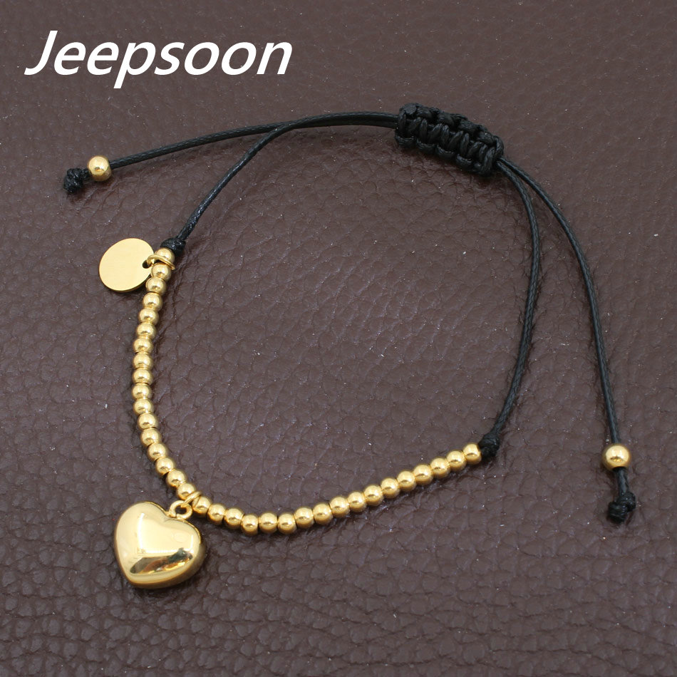 New Hot !! Gold Color Adjustable Length Bracelets Popular