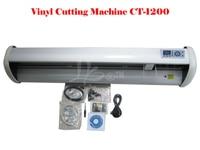 High Accuracy Cutting Plotter Vinyl Cutter With Infrared Optical Sensor Plotter Cutter CT 1200 Plotter Cutting