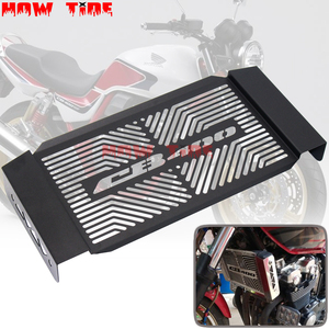 For Honda CB400SF CB 400 CB400 VTEC 1 2 3 4 Motorcycle Accessories stainless steel Radiator grille guard protection cover(China)