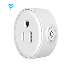 New Mini Sensible Wifi Socket US Plug Distant Management Energy Strip Timing Swap for Sensible Residence Automation Electronics System