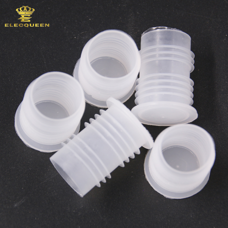 50pcs Beer Amp Wine Bottle Stopper Plug Food Grade Plastic