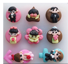 Silica gel Valentine s Day DIYcute silicone mold chocolate mold fondant cake mold Jelly pudding Accord