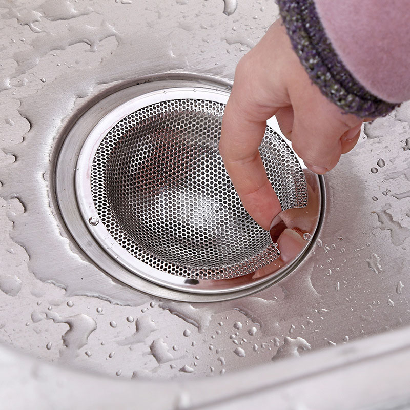 Meltset Three Size Stainless Steel Sink Drain