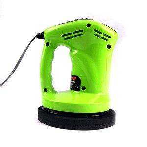 Image 3 - Mini máquina del pulidor de coche pulido y encerado, 12V, 80W, herramienta para el cuidado de la pintura del coche, lijadora de 150mm