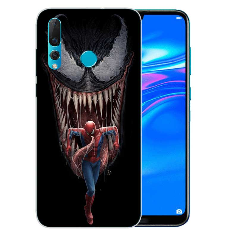 Funda Soft Hull Shell Case For Huawei Nova 2 2 Plus 2S 3 3i 4 TPU Printed Pattern Riverdale Cover Venom Marvel in Fitted Cases from Cellphones Telecommunications
