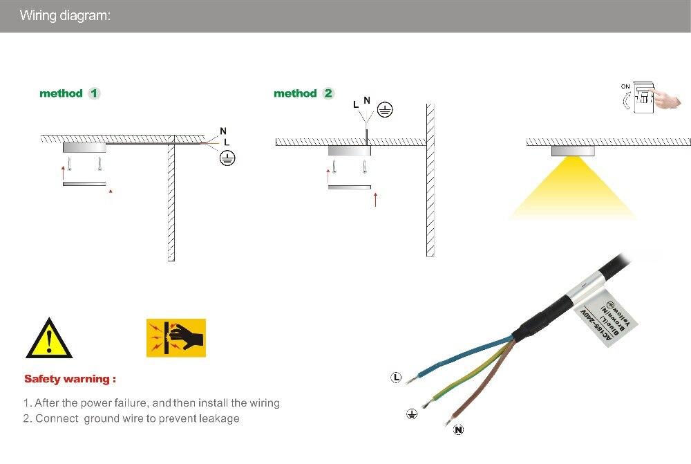 Pleasing Ce Rosh Mini Led Downlights 110V 220V Indoor Recessed Cob Cabinet Wiring Cloud Hisonuggs Outletorg