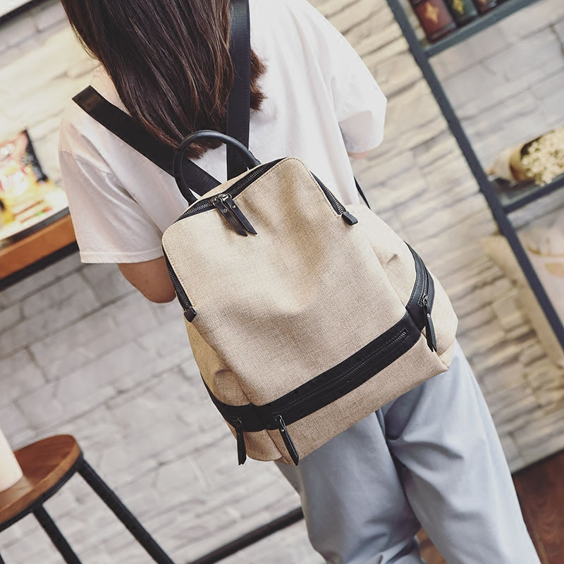 High Quality Multifunction Women s Backpack Hot Sale New Fashion Leisure PU Leather Backpacks For Teenage