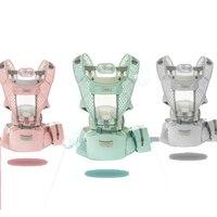 Ibelibaby Baby Carriers Portable Child Suspenders Backpack Shoulders Kangaroo Baby Carrier 20KG Breathable Sling Wrap