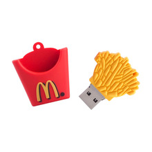French fries flash drive pendrive  8GB 16GB 32GB 64GB