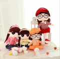 The new Julia Juliet cartoon plush toys, holiday gift doll free shipping