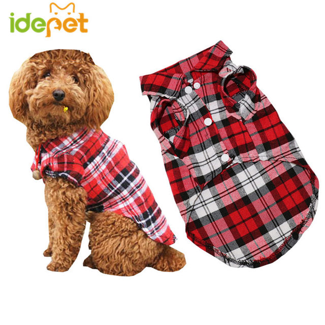 Dog Clothes Summer Dog Shirts for Small Dogs Pajamas Puppy Outfits Yorkshire Chihuahua Clothes Pet Clothing 9dy23