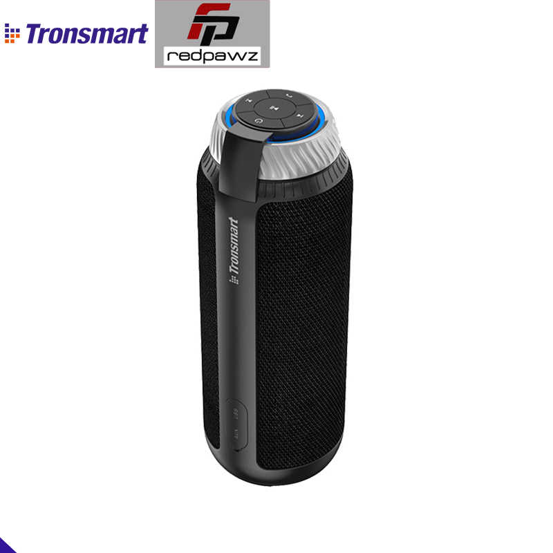 Tronsmart Element T6 Wireless Bluetooth Speaker with Gift 25W Column Portable Speaker 360 Stereo Sound Soundbar Music