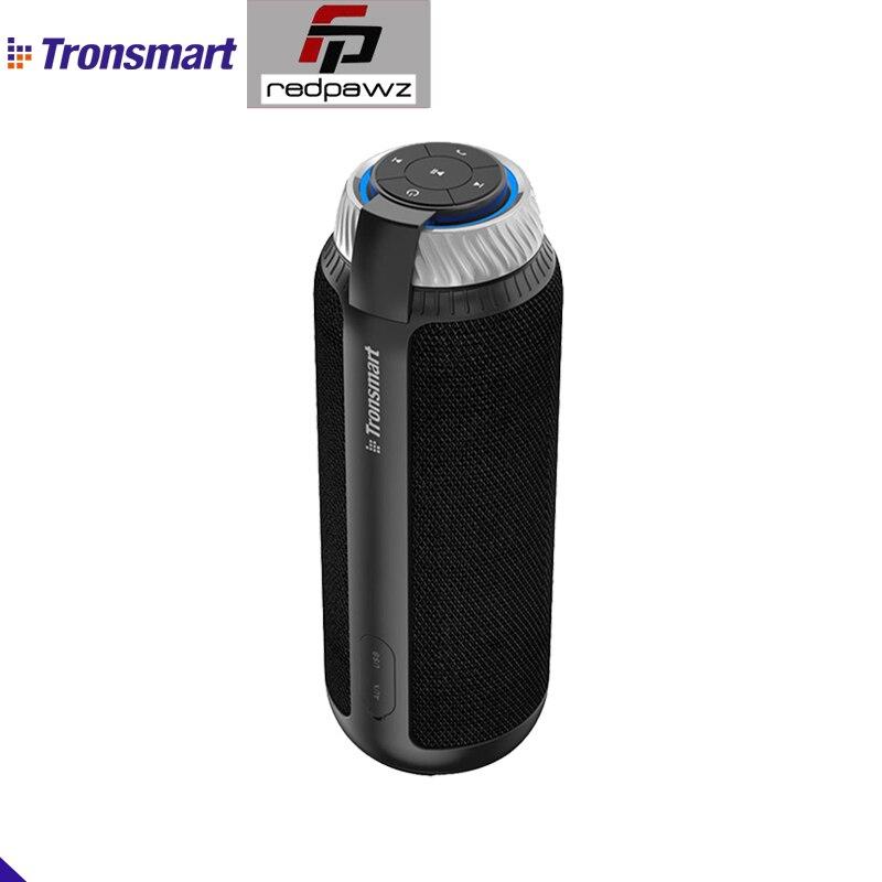 Tronsmart Element T6 sans fil Bluetooth haut-parleur avec cadeau 25 W colonne Portable haut-parleur 360 stéréo son barre de son musique