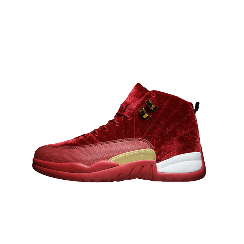 71528b0d191 High Quality Jordan 12 PSNY Purple Green Blue Men Basketball Shoes Metallic  Gold Brown Wheat Multi color Sport Shoes Hot Sale-in Basketball Shoes from  ...
