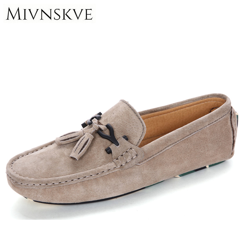 Hot New Men Loafers Casual Summer Shoes Fashion Genuine Leather Slip On Driving Shoes Soft Moccasins Comfort Light Mens Flats 2017 autumn fashion men pu shoes slip on black shoes casual loafers mens moccasins soft shoes male walking flats pu footwear