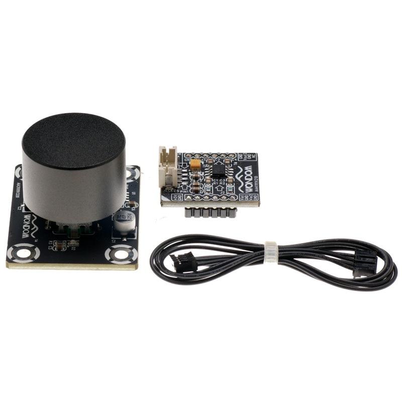 5V Double Channel M62429 Digital Volume Control Board Adjusting Board Potentiometer Single Burning Grade Power Amplifier